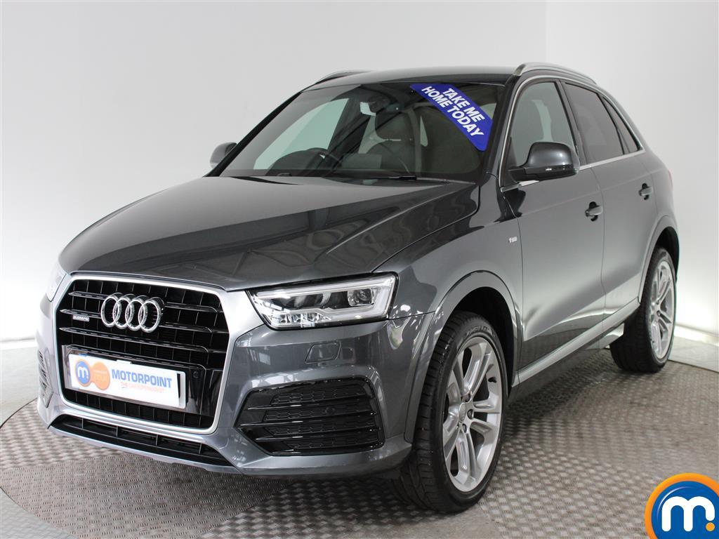 Audi Q3 Estate Special Editions