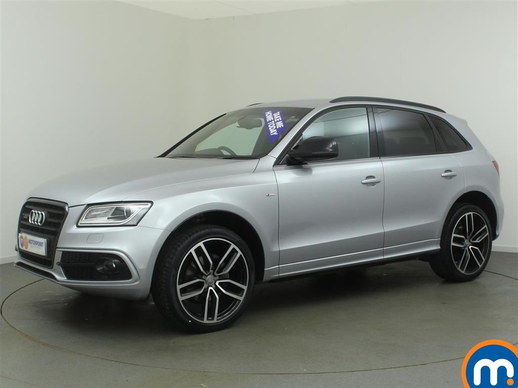Used Audi Q5 Cars For Sale Second Hand Nearly New Audi ...