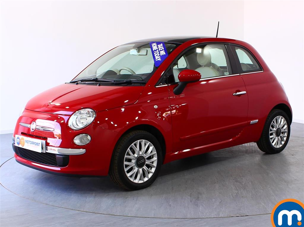used fiat 500 for sale second hand nearly new cars. Black Bedroom Furniture Sets. Home Design Ideas
