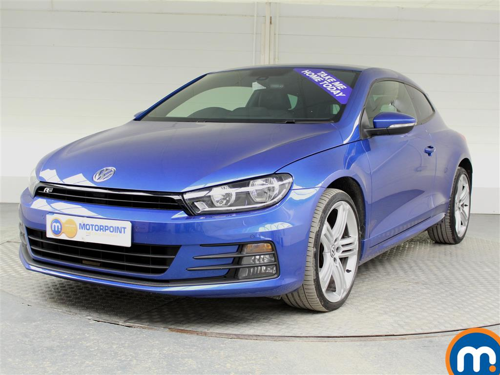 Scirocco Diesel Coupe