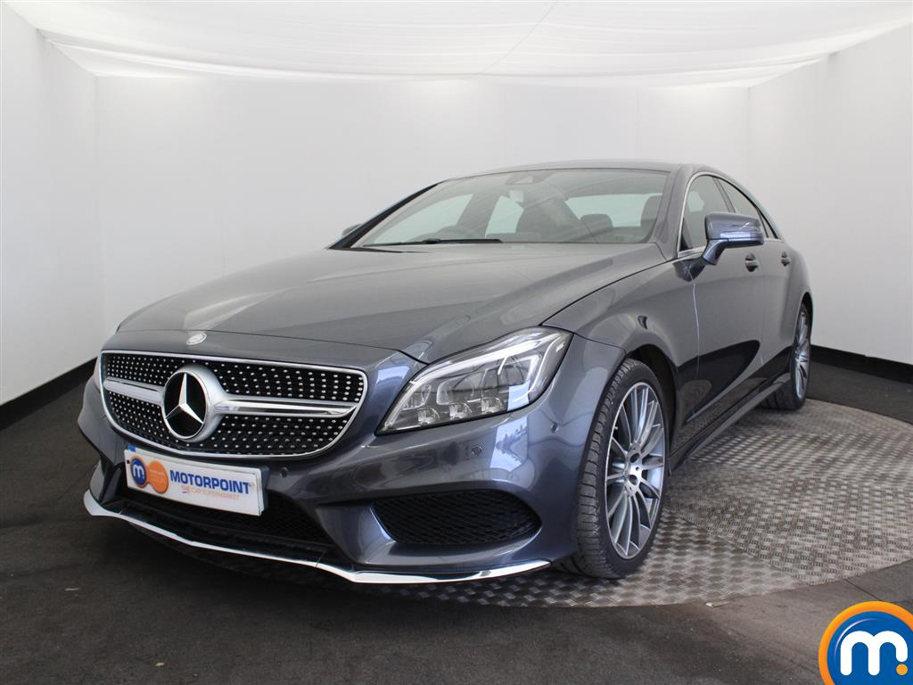 Used mercedes benz cls for sale second hand nearly new for Second hand mercedes benz for sale