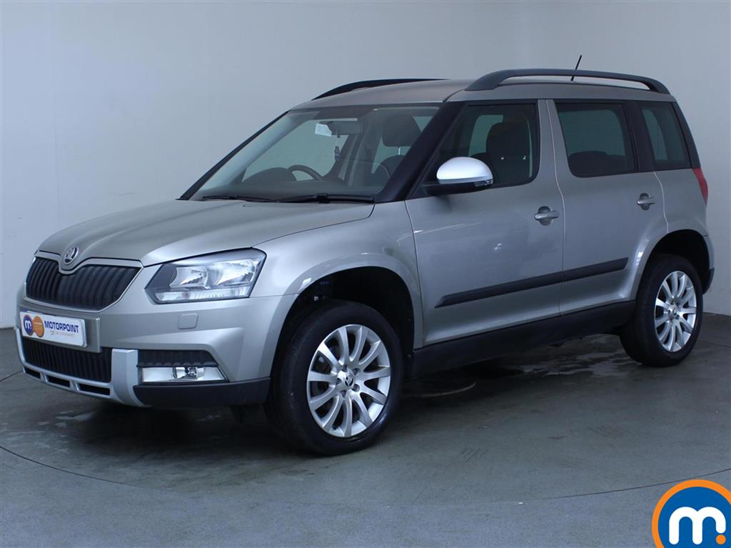 Used Skoda Yeti Outdoor For Sale Second Hand Nearly New Cars