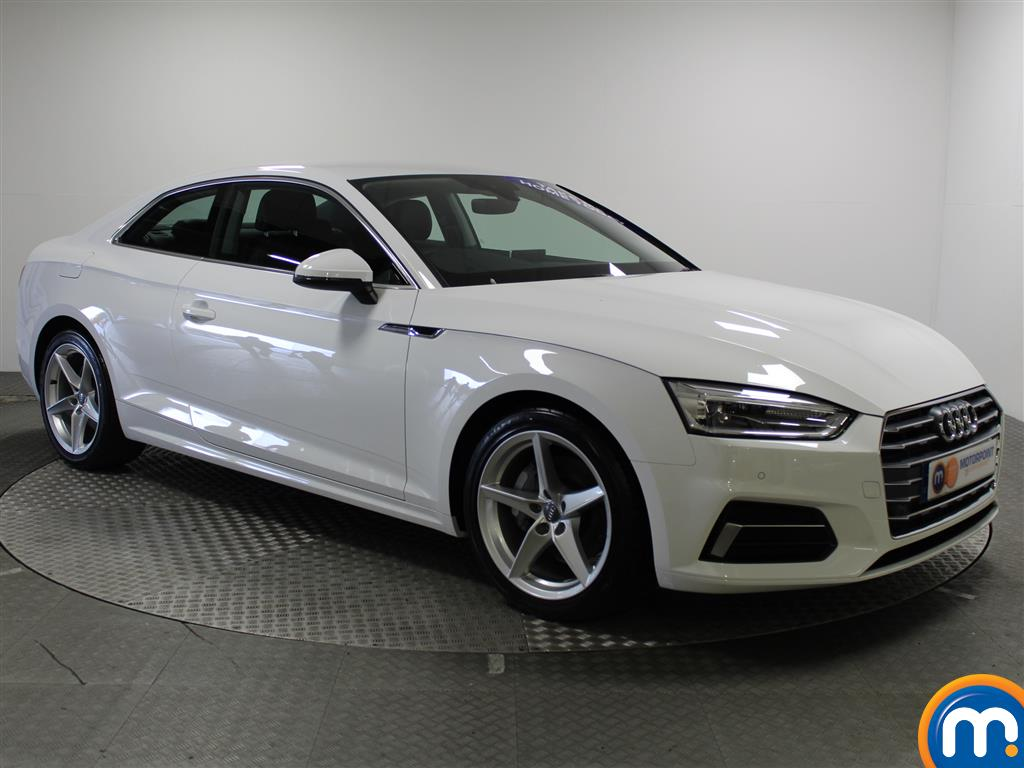 Used Audi A5 For Sale Second Hand  Nearly New Cars  Motorpoint