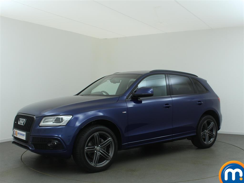 used audi q5 for sale second hand nearly new cars motorpoint car supermarket. Black Bedroom Furniture Sets. Home Design Ideas