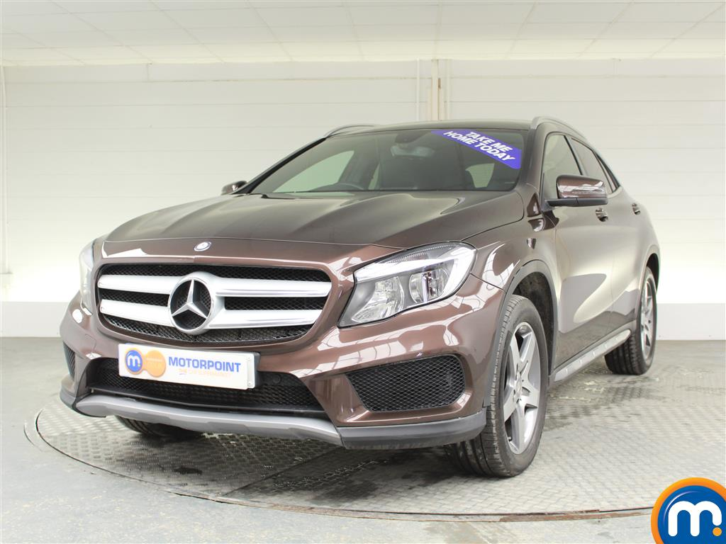 used mercedes benz gla class for sale second hand nearly new cars motorpoint car supermarket. Black Bedroom Furniture Sets. Home Design Ideas