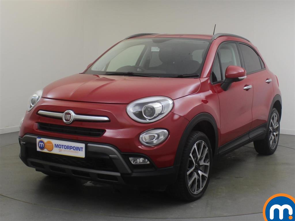 used fiat 500x for sale second hand nearly new fiat 500x. Black Bedroom Furniture Sets. Home Design Ideas