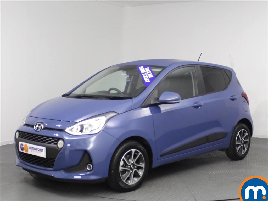 Used hyundai i10 for sale second hand nearly new cars motorpoint car supermarket - Second hand hyundai coupe for sale ...