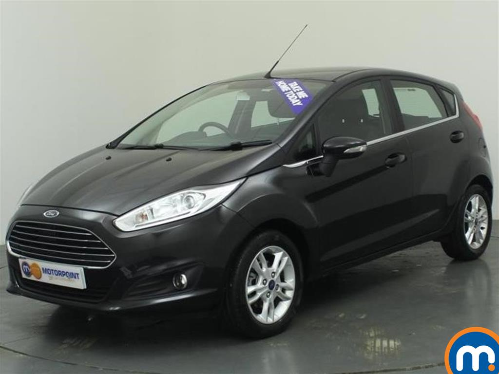 used or nearly new ford fiesta 1.0 ecoboost zetec 5dr powershift