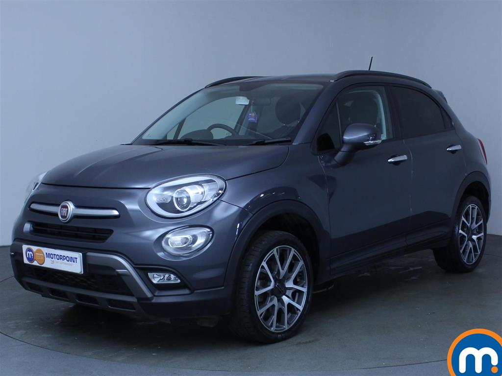 used fiat 500x for sale second hand nearly new cars. Black Bedroom Furniture Sets. Home Design Ideas