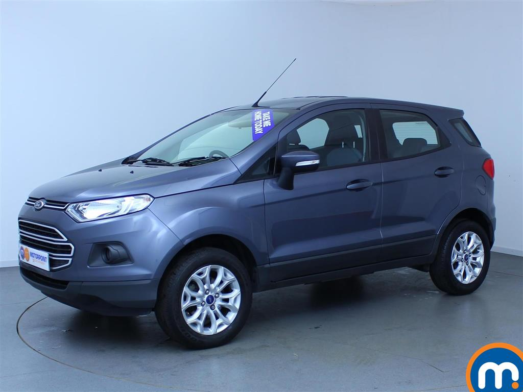 Ford Ecosport Diesel Hatchback & Used Ford Ecosport For Sale Second Hand u0026 Nearly New Cars ... markmcfarlin.com