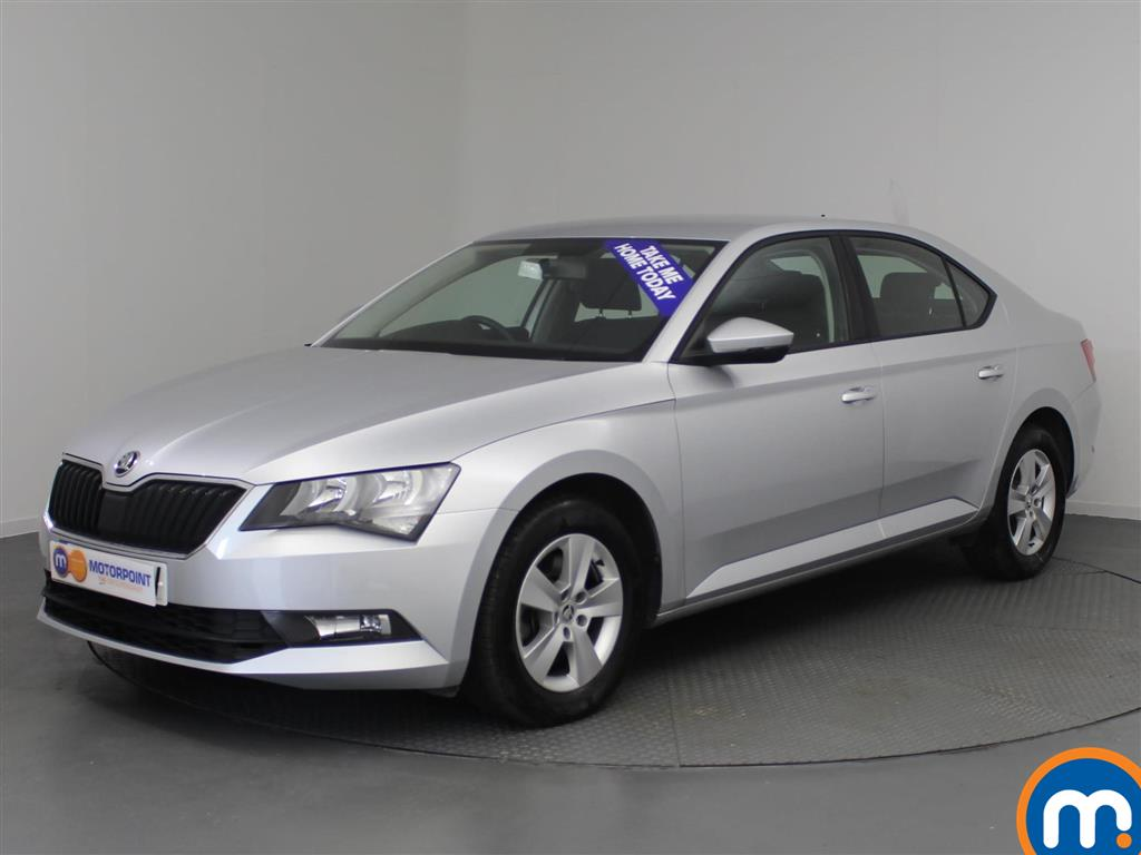 Used Skoda Superb For Sale Second Hand Nearly New Cars