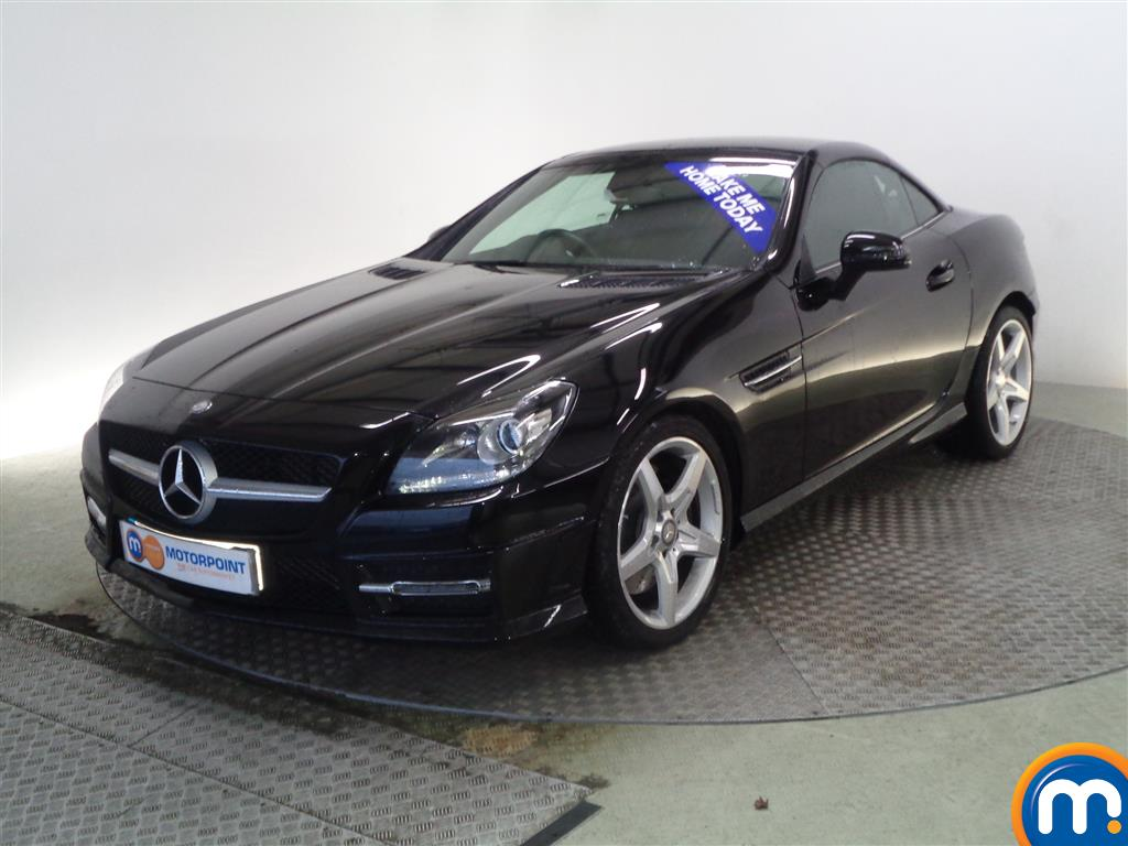 Used Mercedes Slk Cars For Sale Second Hand Nearly New