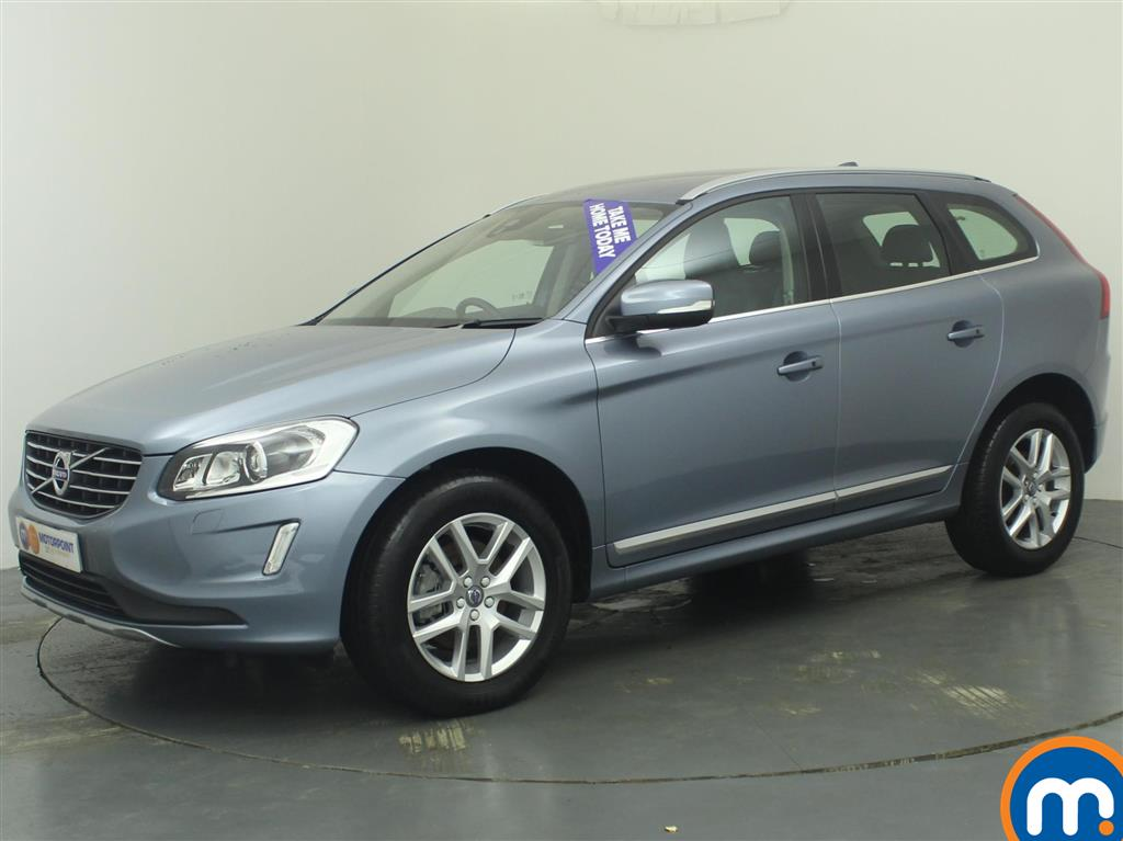 Used or Nearly New VOLVO XC60 D5 [220] SE Lux Nav 5dr AWD ...