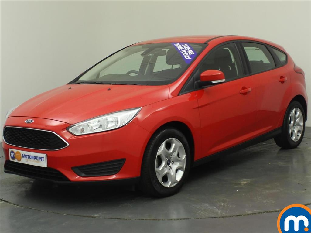 Ford Focus Hatchback & Used Ford Focus For Sale Second Hand u0026 Nearly New Cars ... markmcfarlin.com
