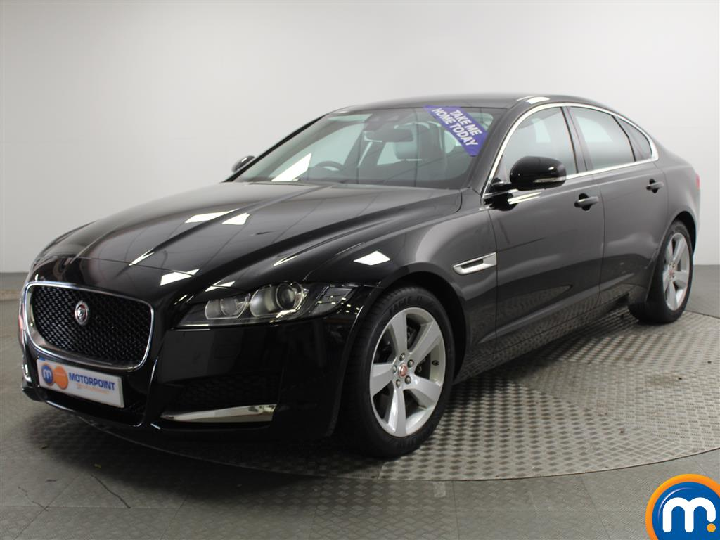 used or nearly new jaguar xf 180 portfolio 4dr auto black for sale in birmingham. Black Bedroom Furniture Sets. Home Design Ideas