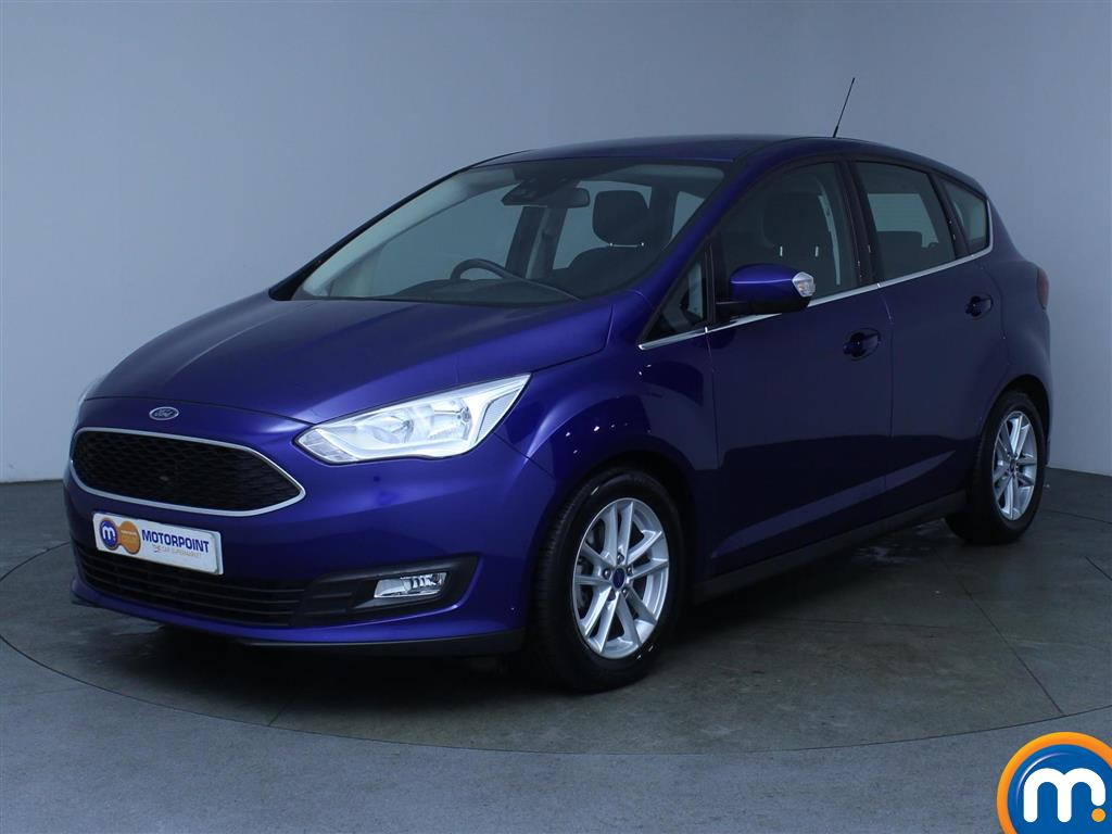 used ford c max for sale second hand nearly new cars. Black Bedroom Furniture Sets. Home Design Ideas