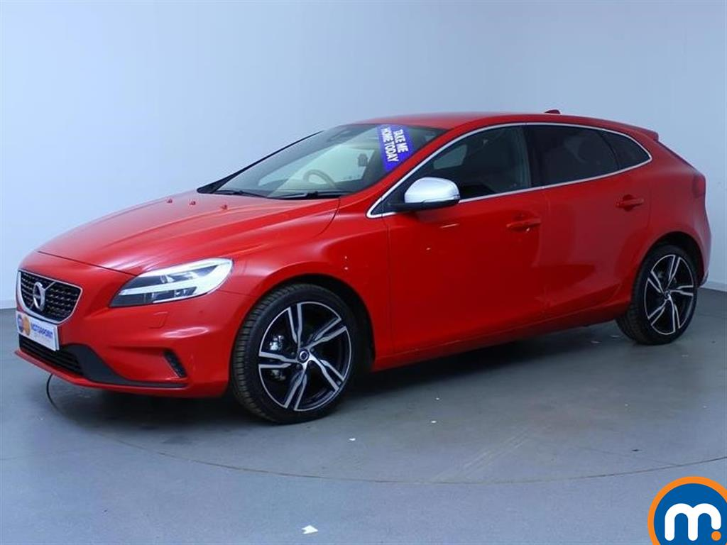Used or Nearly New VOLVO V40 D2 [120] R DESIGN Pro 5dr Red for sale in Burnley - Motorpoint Car ...