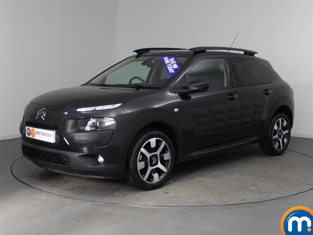 used citroen c4 cactus for sale second hand nearly new. Black Bedroom Furniture Sets. Home Design Ideas