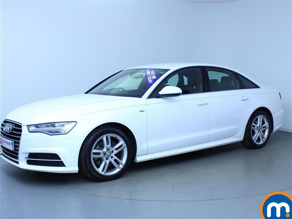 Used Or Nearly New Audi A6 2 0 Tdi Ultra S Line 4dr S