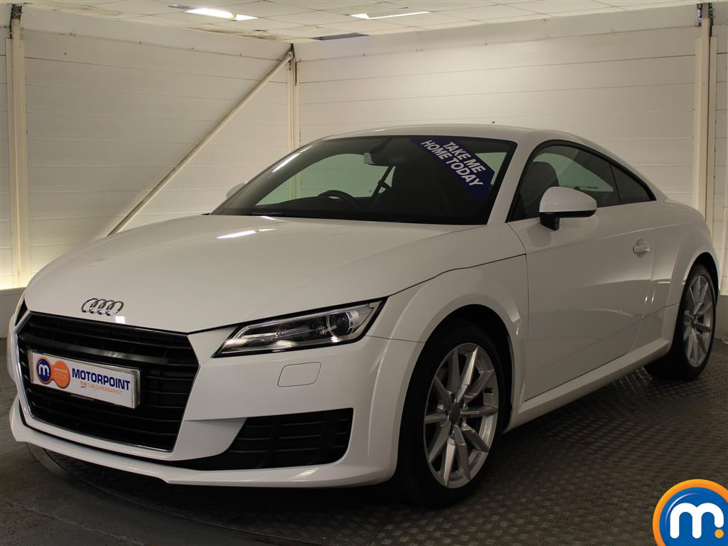 used audi tt for sale second hand nearly new cars motorpoint car supermarket. Black Bedroom Furniture Sets. Home Design Ideas