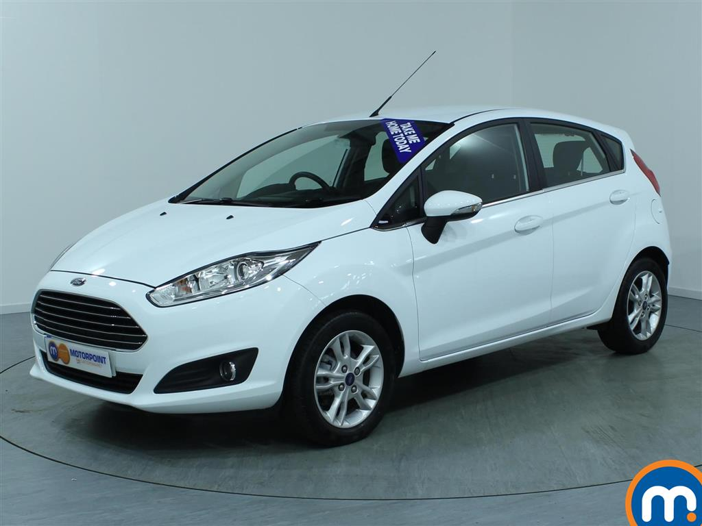 Used Ford Fiesta Cars For Sale, Second Hand & Nearly New Ford Fiesta ...