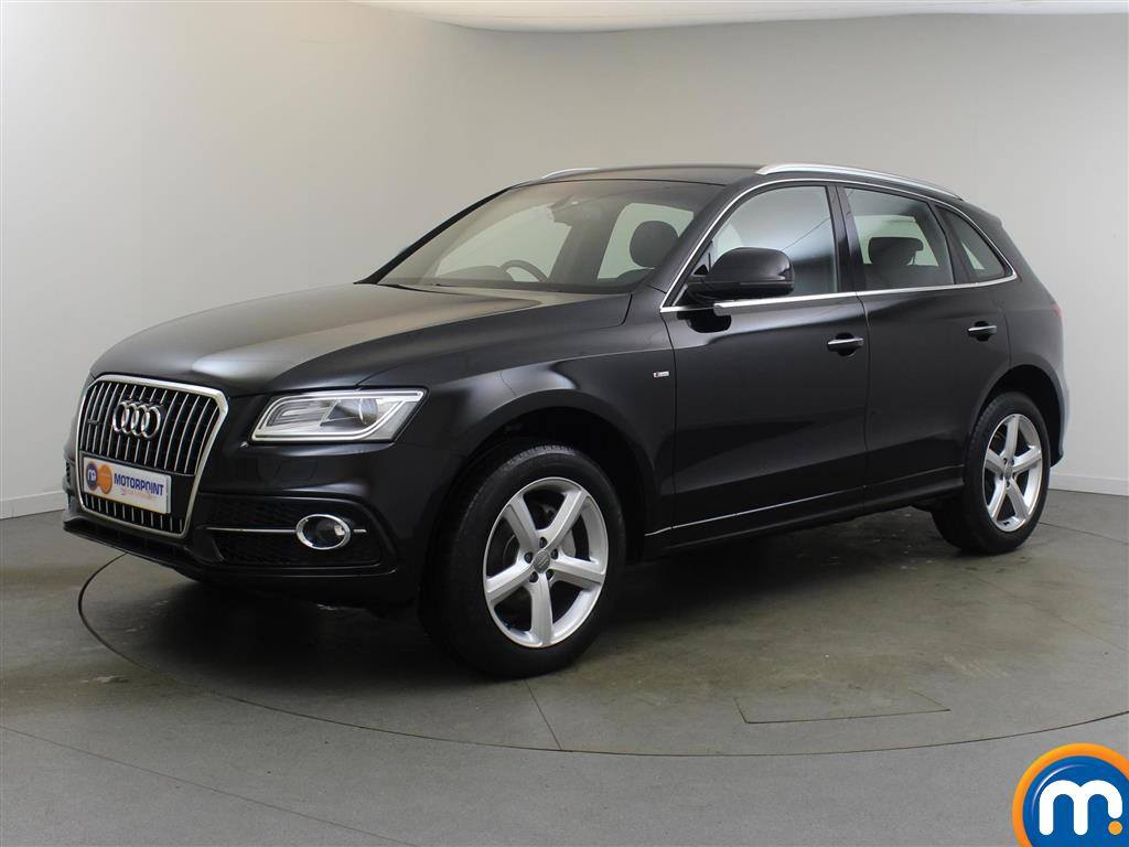used or nearly new audi q5 2 0 tdi 190 quattro s line. Black Bedroom Furniture Sets. Home Design Ideas