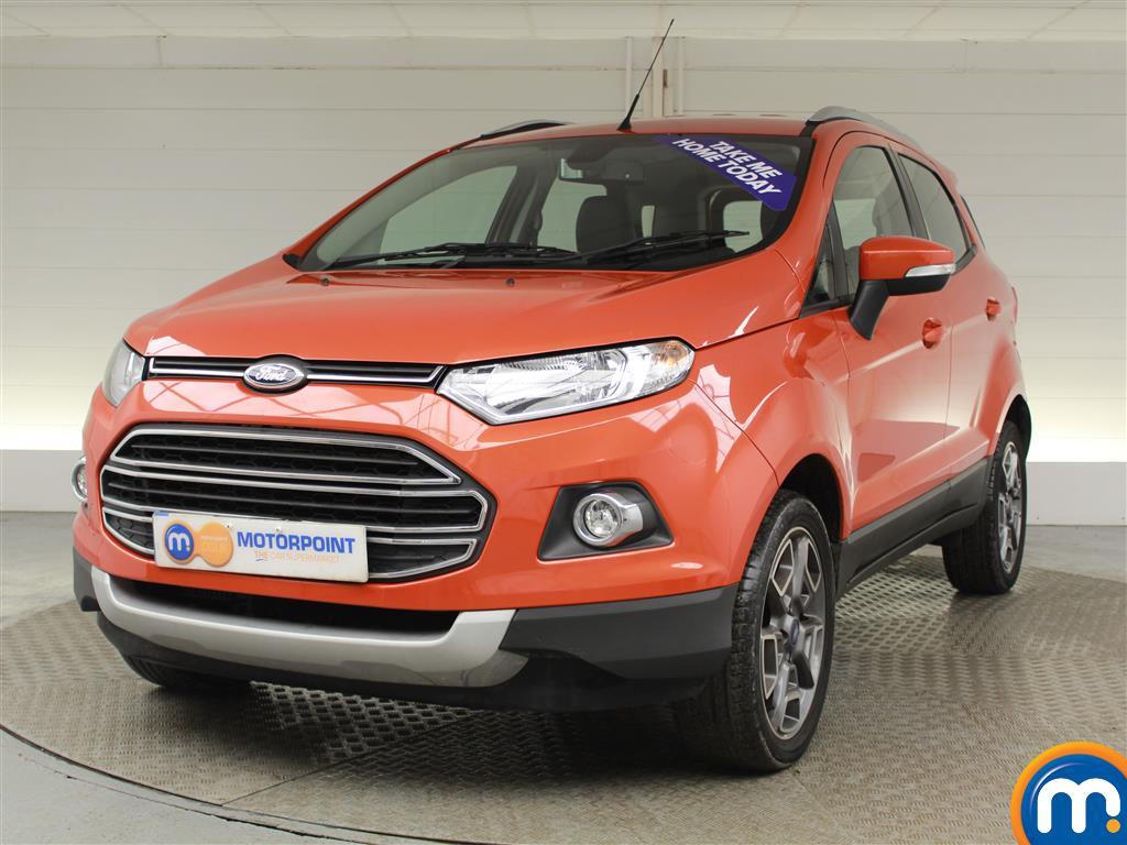 Ecosport Diesel Hatchback