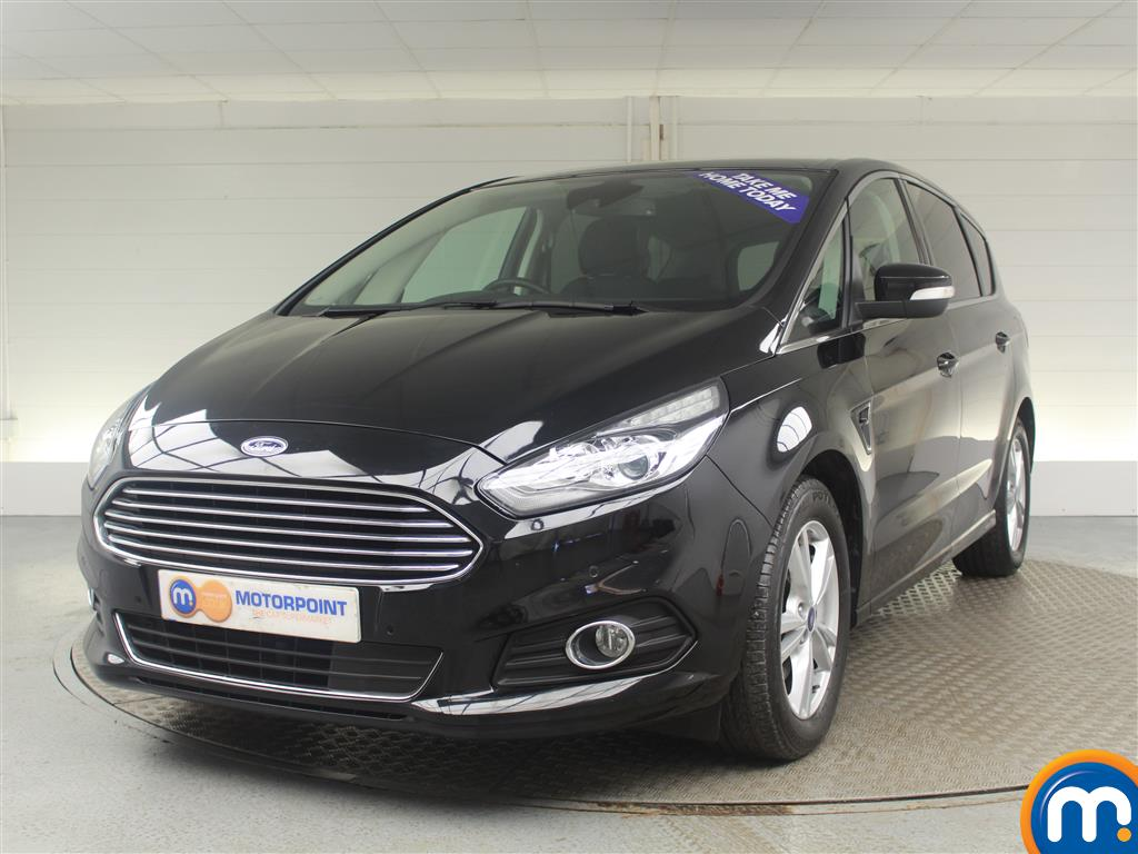 used ford s max for sale second hand nearly new cars. Black Bedroom Furniture Sets. Home Design Ideas
