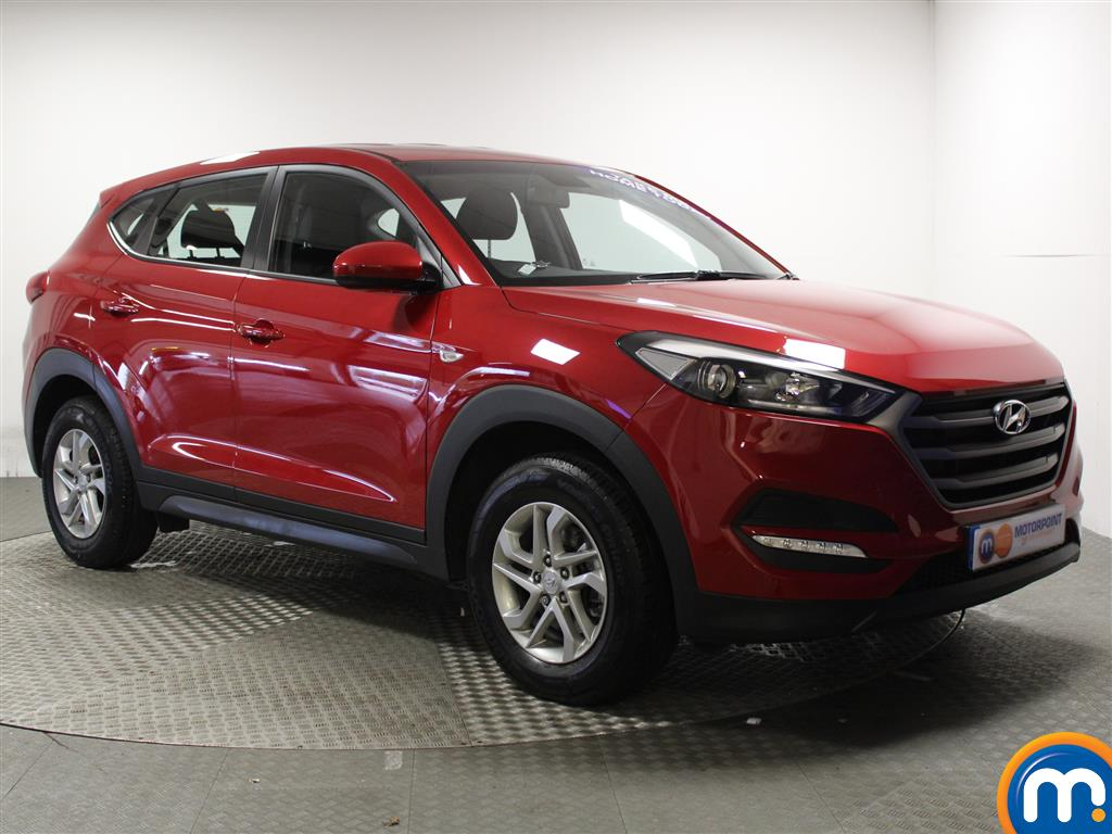 Used Or Nearly New Hyundai Tucson 1 6 Gdi Blue Drive S 5dr