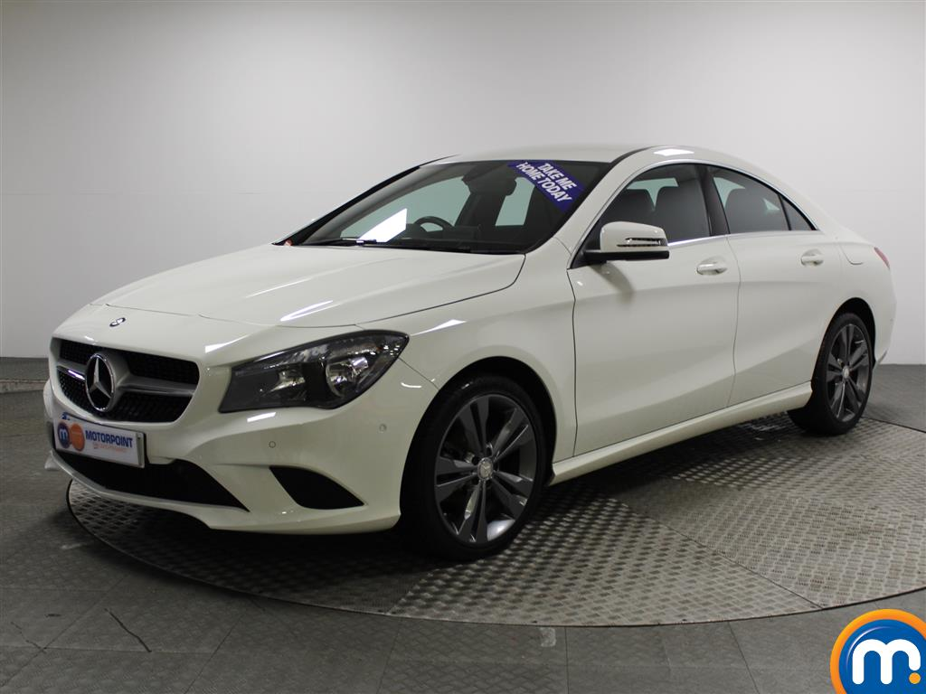 Cla Class Diesel Coupe