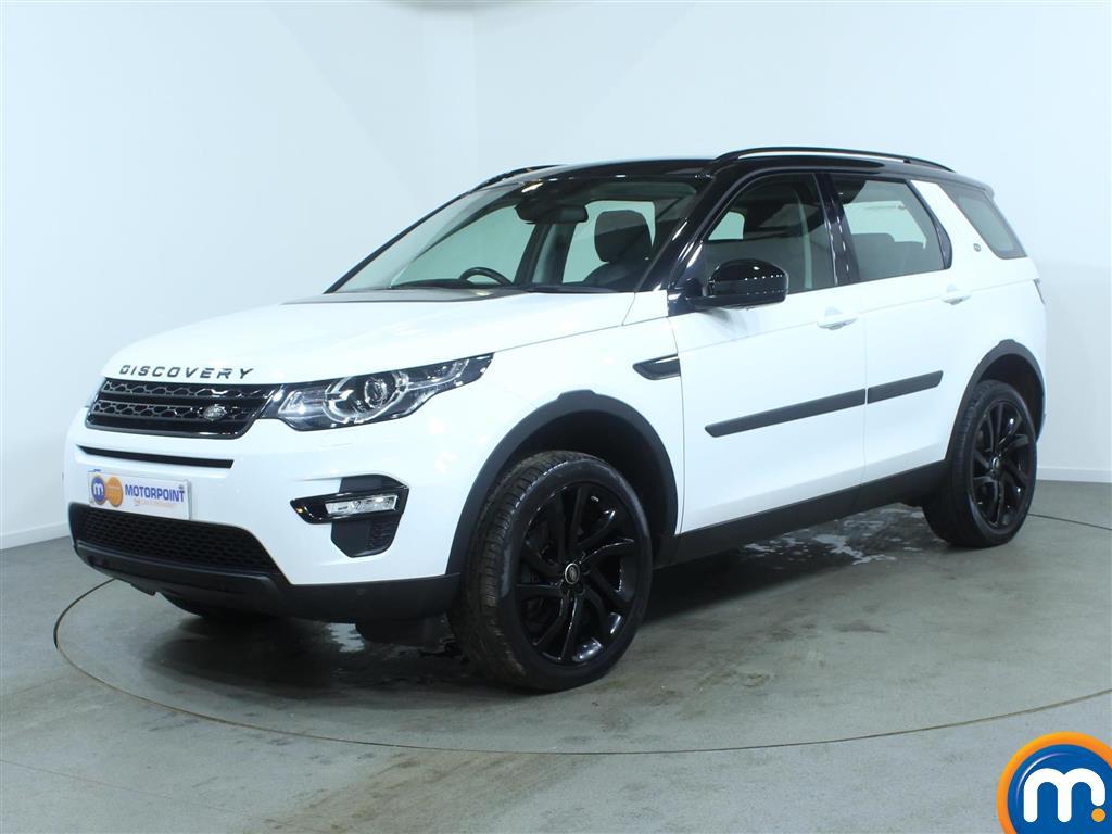 Discovery Sport Diesel Sw