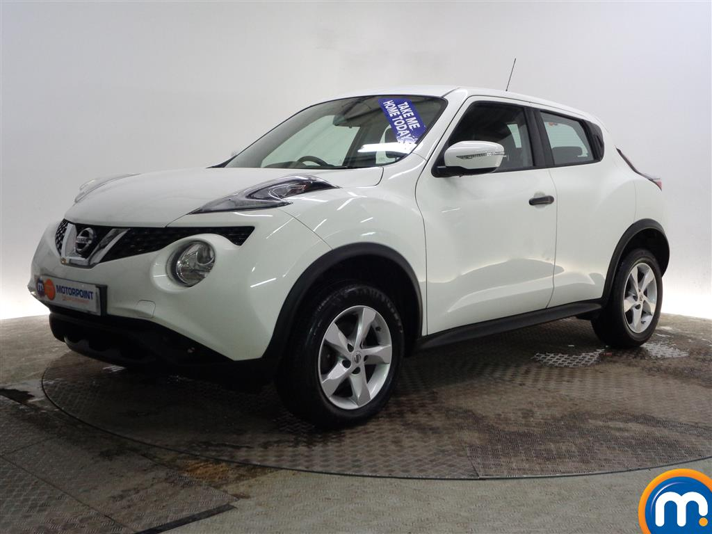 Used Nissan Juke For Sale Second Hand Nearly New