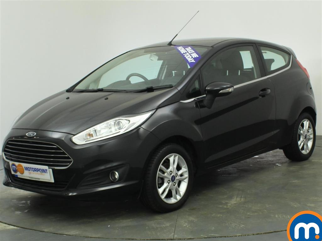 Used Ford Fiesta For Sale Second Hand Nearly New