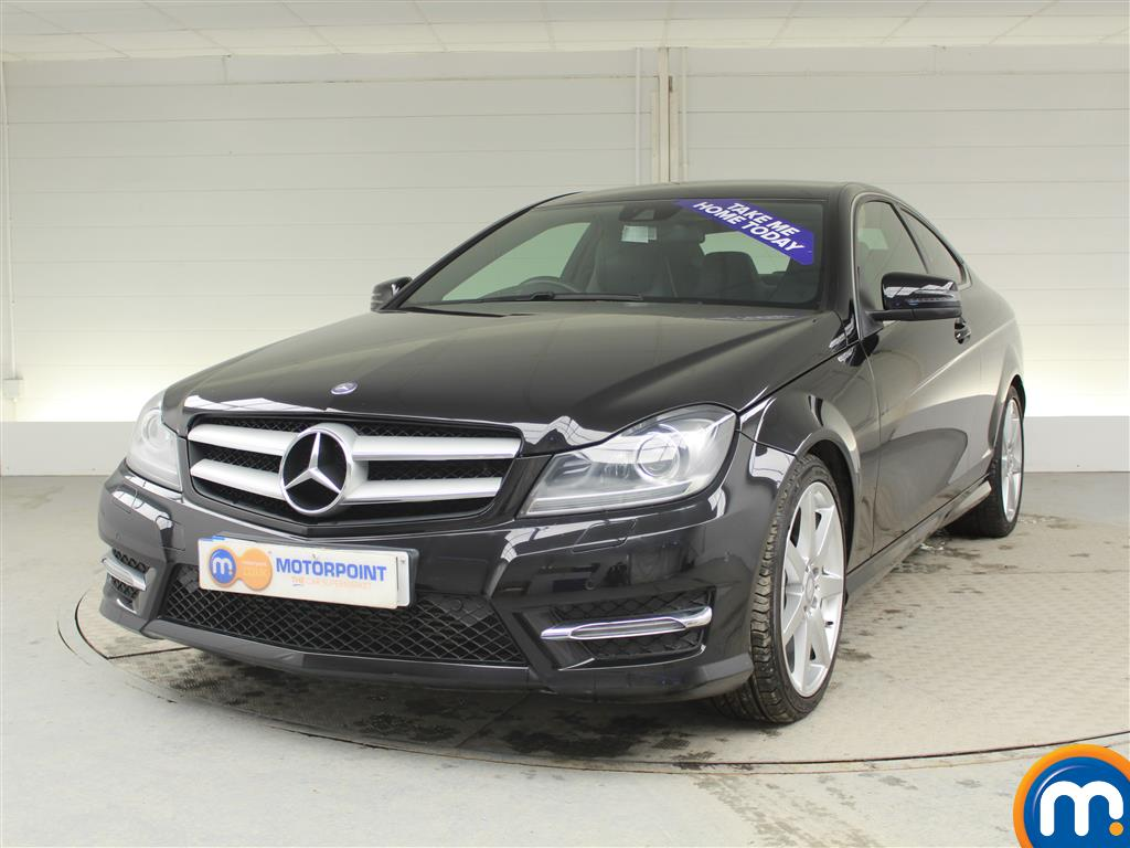 C Class Diesel Coupe