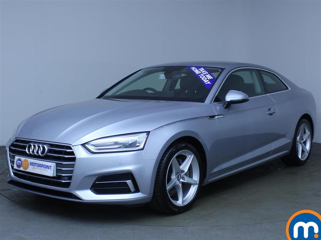 A5 Diesel Coupe
