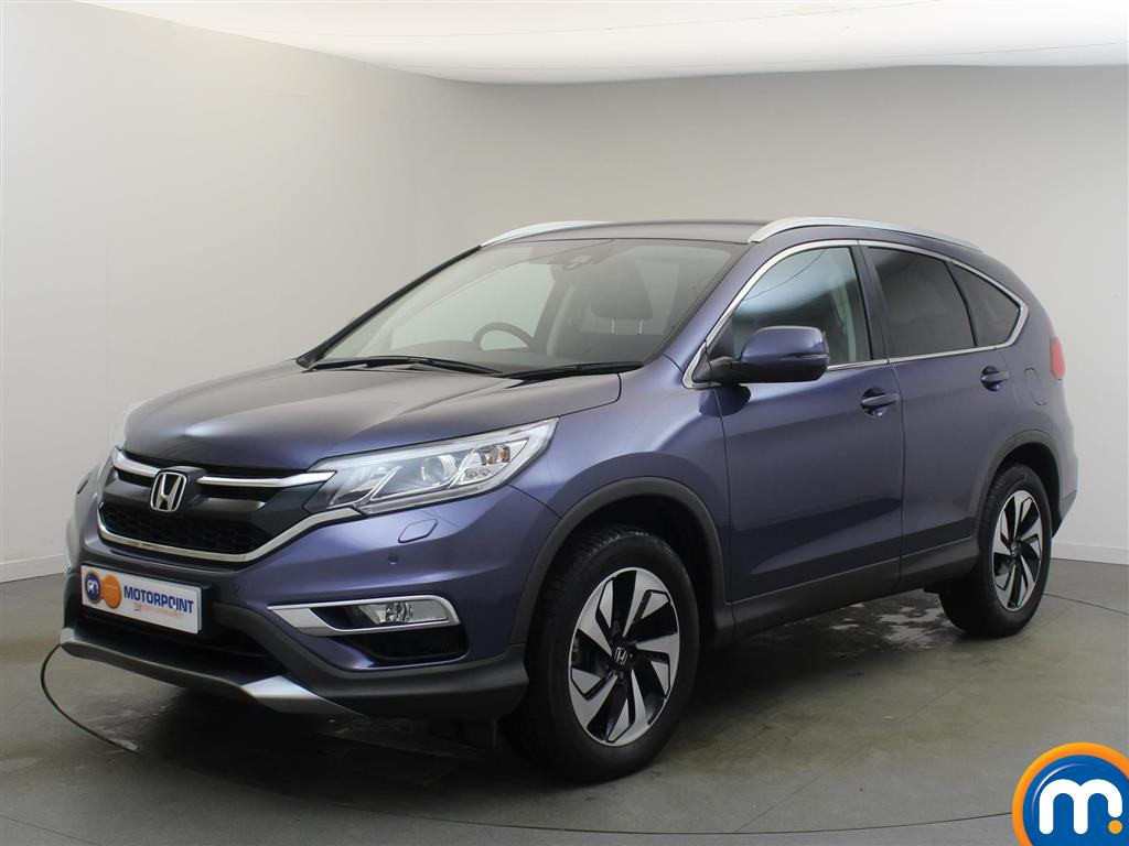 Cr-V Diesel Estate