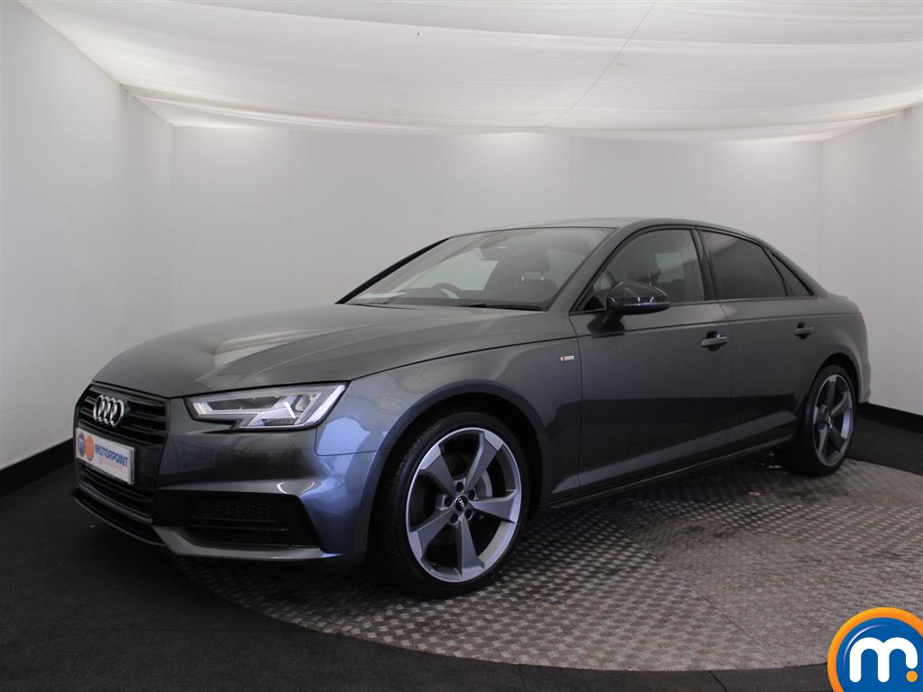 A4 Saloon Special Editions