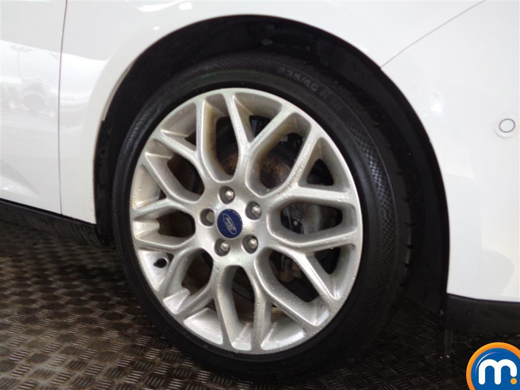 Ford Focus Diesel Hatchback 1.5 Tdci 120 Titanium X Navigation 5Dr
