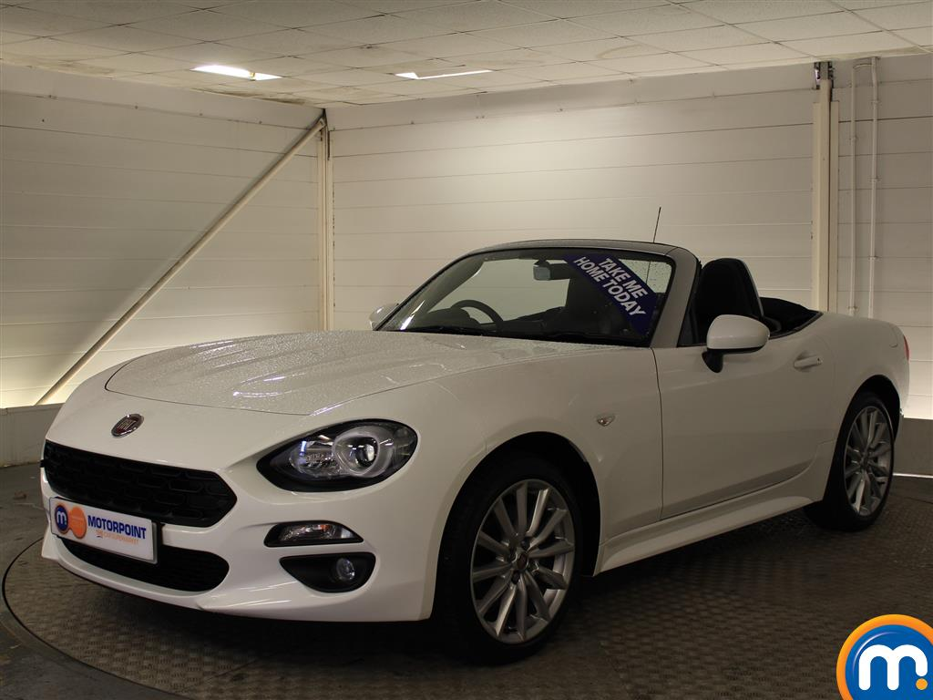 124 Spider Convertible