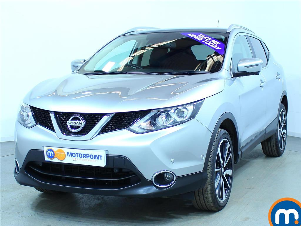 Used or Nearly New Nissan Qashqai Nissan 1.5 dCi Tekna 5dr (887409