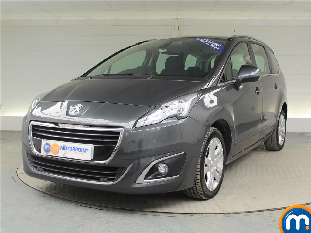 Used Peugeot 5008 Active Diesel Cars For Sale, Second Hand & Nearly ...
