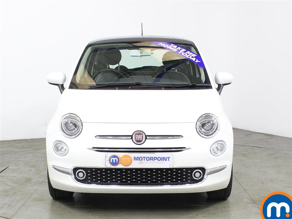 Used or Nearly New Fiat 500 1.2 Lounge 3dr White for sale in Newport