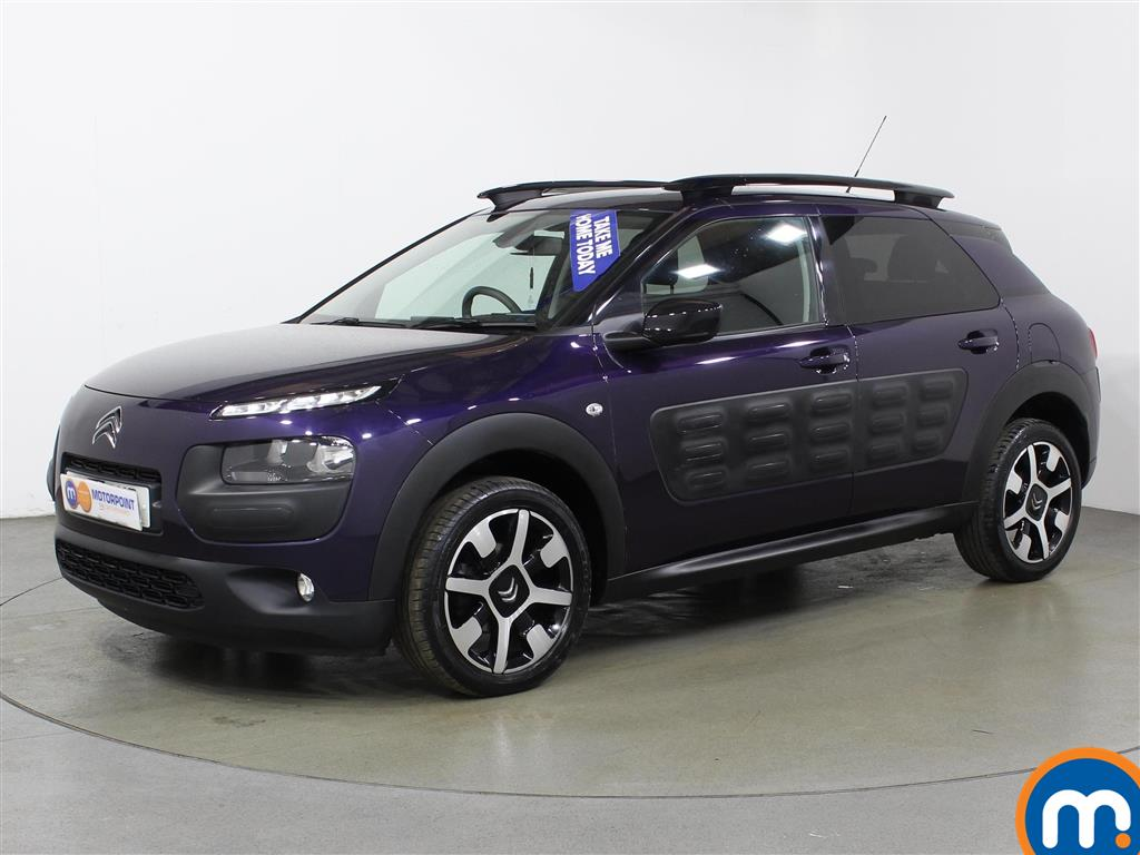 used citroen c4 cactus cars for sale second hand nearly. Black Bedroom Furniture Sets. Home Design Ideas