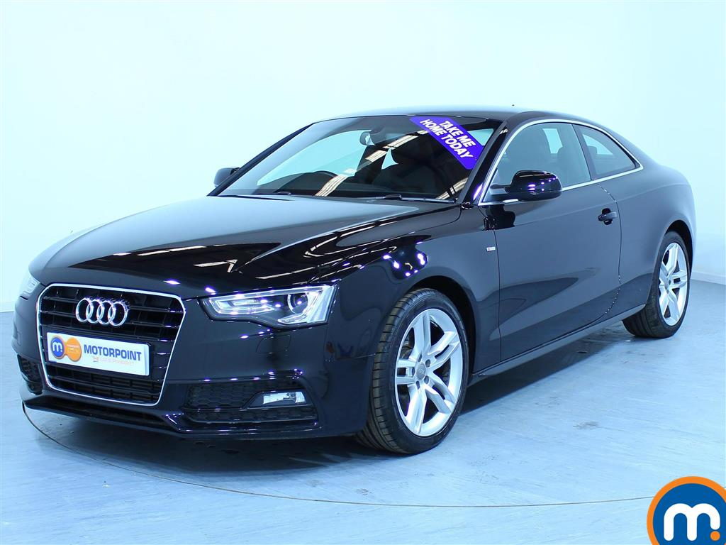 used audi a5 cars for sale second hand nearly new audi. Black Bedroom Furniture Sets. Home Design Ideas