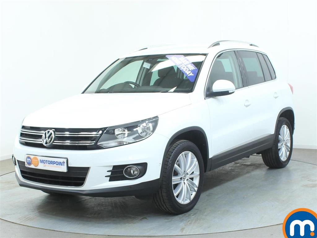 used vw tiguan cars for sale second hand nearly new volkswagen tiguan motorpoint car. Black Bedroom Furniture Sets. Home Design Ideas