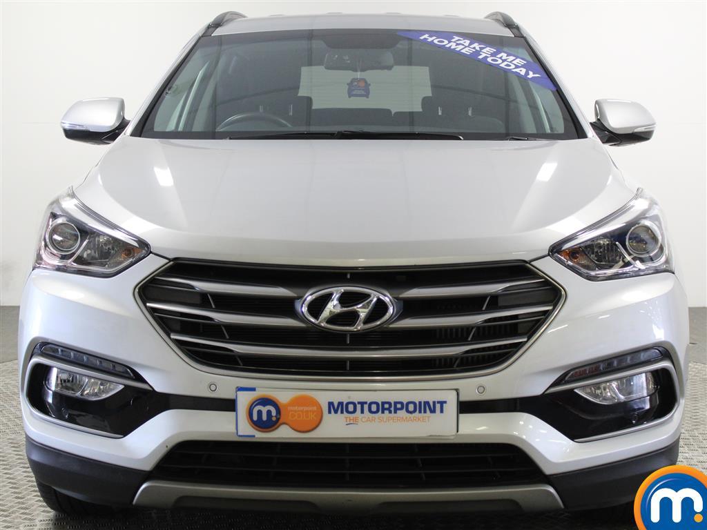 Used or Nearly New Hyundai Santa Fe 2.2 CRDi Blue Drive Premium 5dr