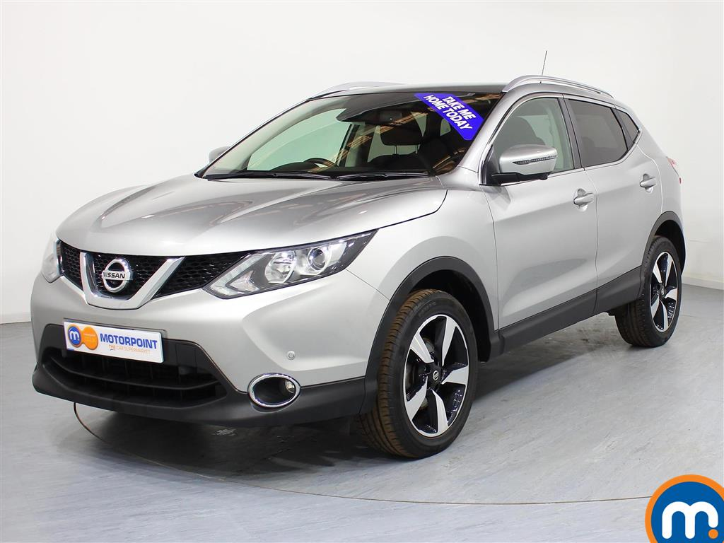 used nissan qashqai cars for sale second hand nearly. Black Bedroom Furniture Sets. Home Design Ideas