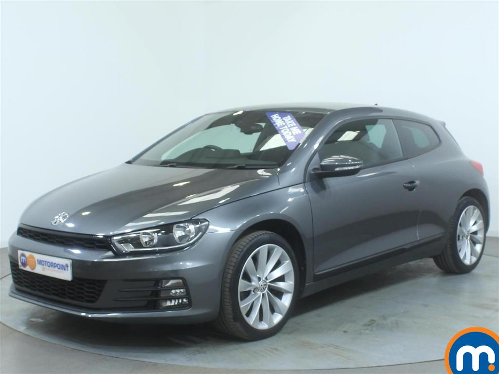 used vw scirocco cars for sale second hand nearly new. Black Bedroom Furniture Sets. Home Design Ideas