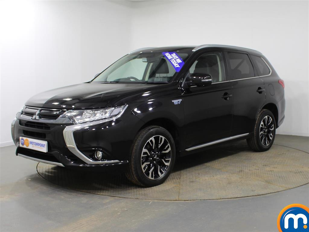 mitsubishi outlander gx used estate grey cars phev img bridgend