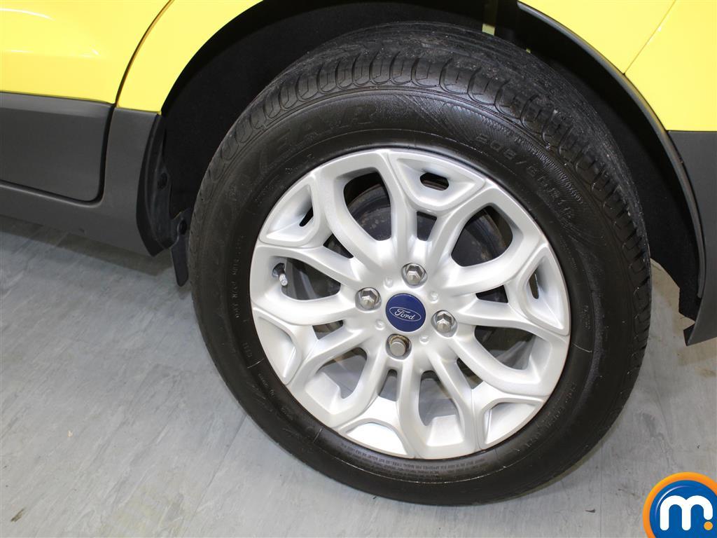 Ford Ecosport Hatchback 1.0 Ecoboost Zetec 5Dr